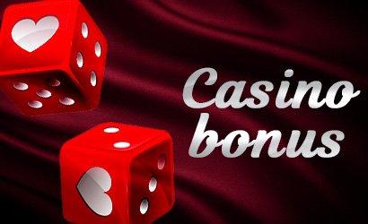 erinevad kasiino boonused